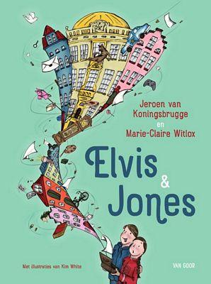Jeroen van Koningsbrugge - Elvis & Jones