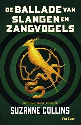 Suzanne Collins - De ballade van slangen en zangvogels
