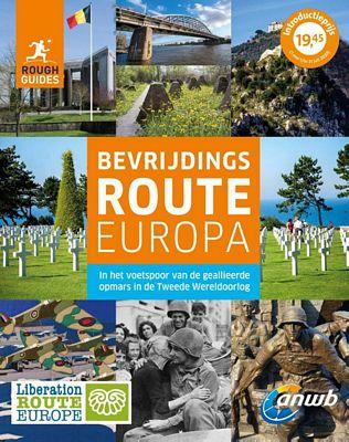 Nick Inman - Bevrijdingsroute Europa