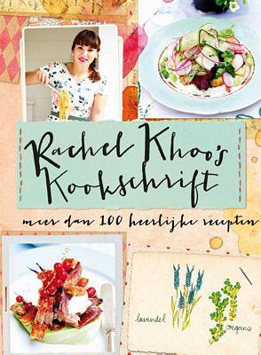 Rachel Khoo - Rachel Khoo's kookschrift