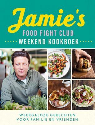 Jamie Oliver - Jamie's Food Fight Club weekend kookboek