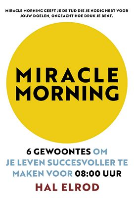 Hal Elrod ? Miracle Morning