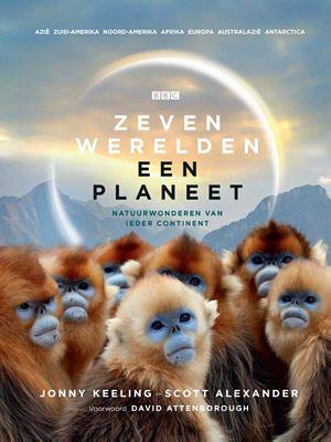 Jonny Keeling - Zeven Werelden, Een Planeet