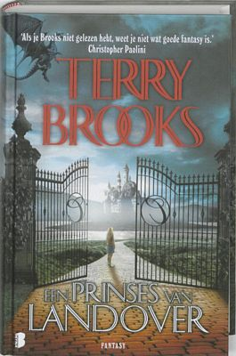 Terry Brooks - Een prinses van Landover