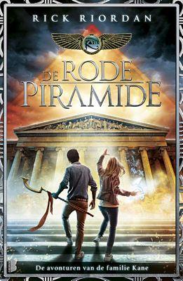 Rick Riordan - De rode piramide