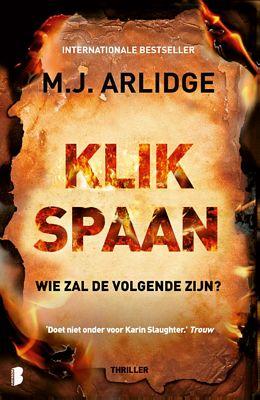 M.J. Arlige - Klikspaan