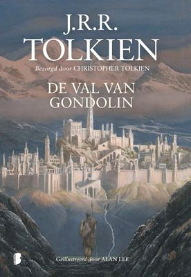 J.R.R. Tolkien - De val van Gondolin