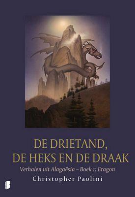 Christopher Paolini - De drietand, de heks en de draak