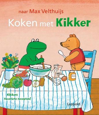 Max Velthuijs - Koken met Kikker