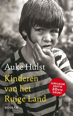 Auke Hulst - Kinderen van het ruige land
