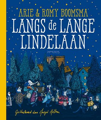 Arie Boomsma - Langs de Lange Lindelaan