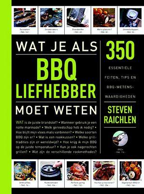 Steven Raichlen - Wat je als BBQ-liefhebber moet weten