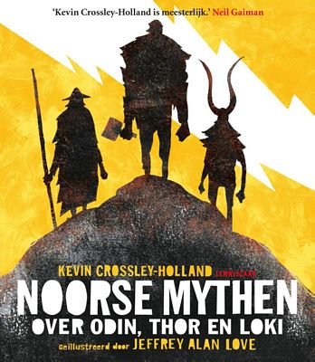 Kevin Crossley-Holland - Noorse mythen