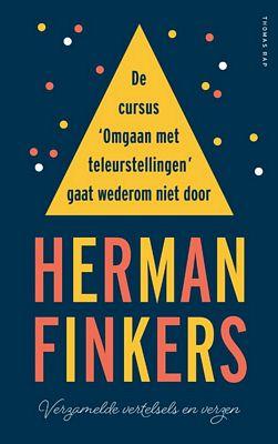 Herman Finkers - De cursus 'Omgaan met teleurstellingen' gaat wederom niet door
