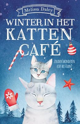 Melissa Daley - Winter in het kattencafé