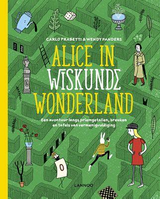 Carlo Frabetti - Alice in Wiskunde Wonderland