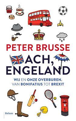 Peter Brusse - Ach, Engeland