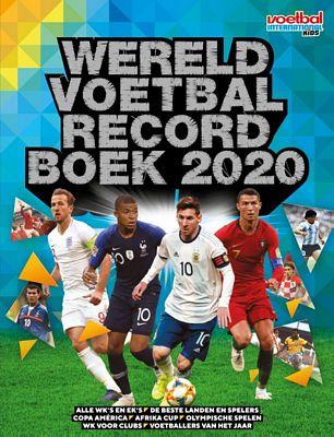 Keir Radnedge - Wereld voetbal recordboek 2020