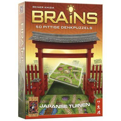 Brains - De Japanse tuinen