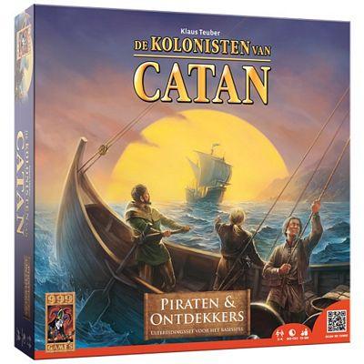 Catan - Piraten en ontdekkers