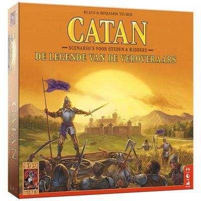 Catan - De legende van de veroveraars
