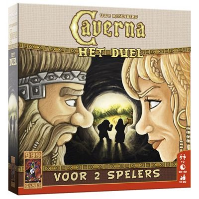 Caverna - Het duel
