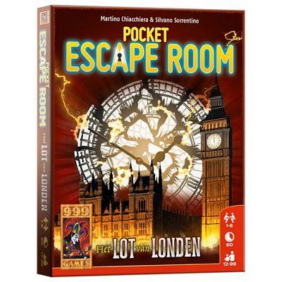 Pocket Escape Room - Het lot van Londen