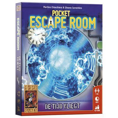 Pocket Escape Room - De tijd vliegt