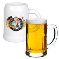 Bierpullen bedrukken