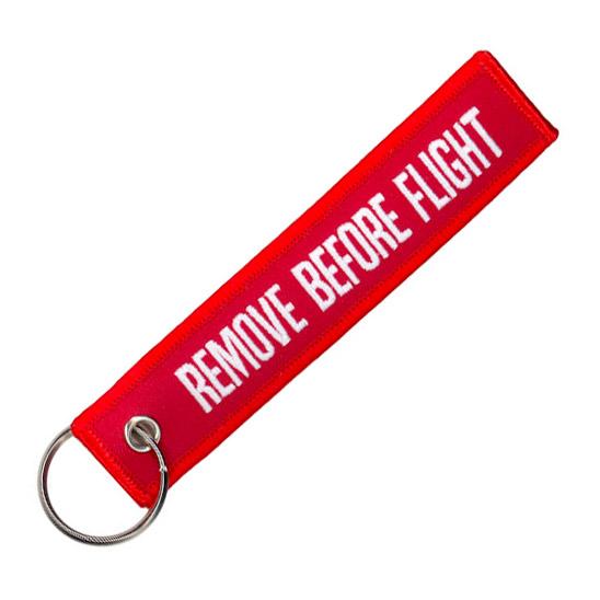 Flight Tag Sleutelhanger
