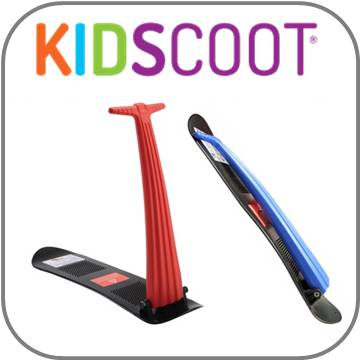 Kidscoot opvouwbare sneeuwsteps - Kindersnowboards - Sneeuwscooters