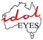 Idol Eyes baby en kinder zonnebrillen