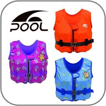 Pool kinder zwemvesten - Drijfvesten met kindveilige sluiting