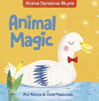 Animal Magic Board Book