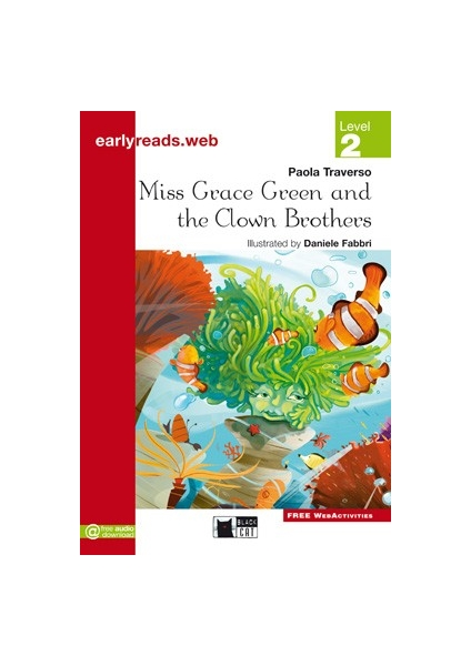 Miss Grace Green and the Clown Brothers + audio-cd