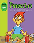 Pinocchio Student's Book + audio-cd