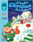 Jingle's Christmas Adventure+ audio-cd