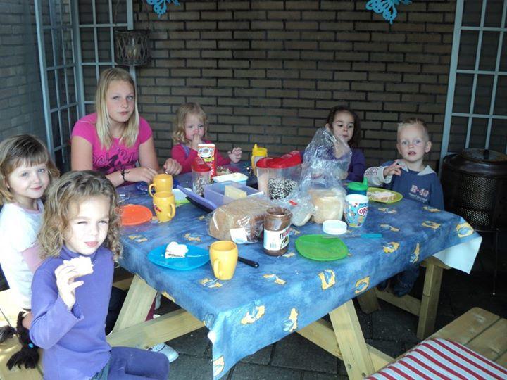 Picknicktafel Anja Spoelstra