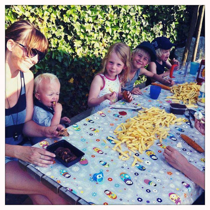 Picknicktafel Eva Bronsveld
