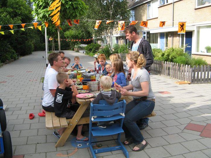 Picknicktafel Hanneke Sanders
