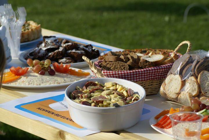 Picknicktafel Jannette ter Weijden