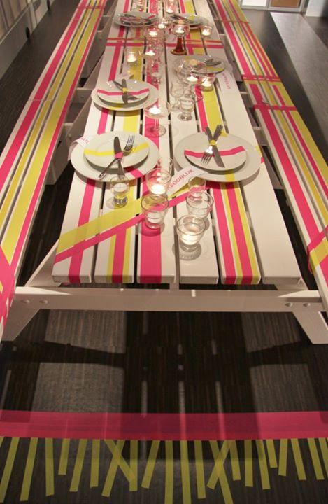 Picknicktafel Mariel Kampshoff
