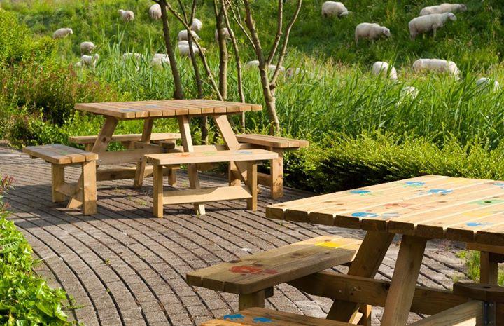 Picknicktafel Martijn Keus