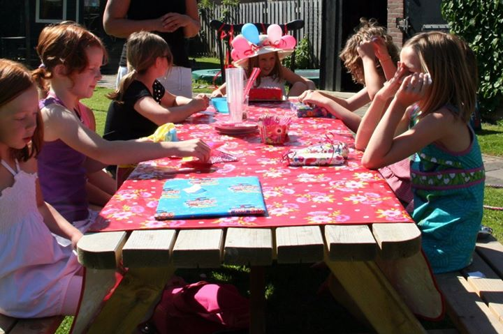 Picknicktafel Willem vd Wetering