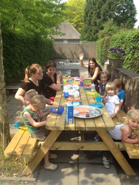 picknicktafel Kidstalent