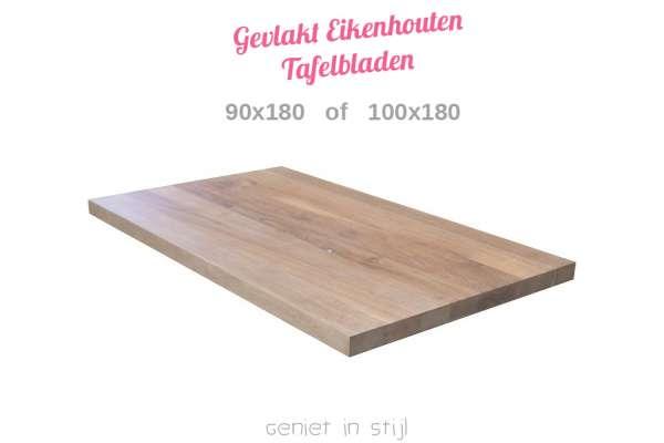 <h2>Eikenhouten Tafel 90x180cm</h2>