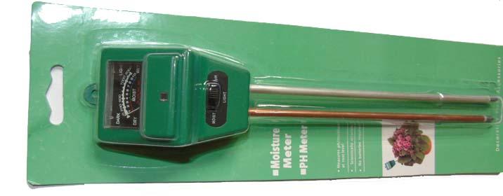 Elektronische vochtmeter