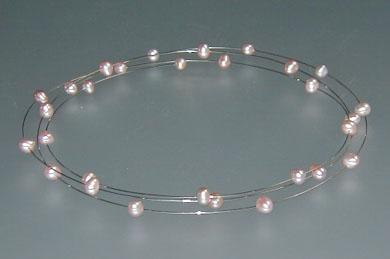 Remanium collier roze