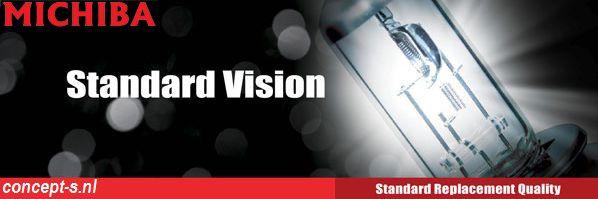 Standard Vision autoverlichting