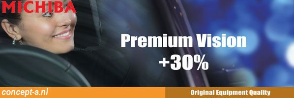 Premium Vision autoverlichting